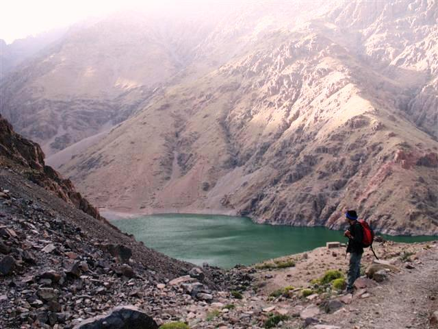 Toubkal trek High Atlas Morocco guided walking holiday
