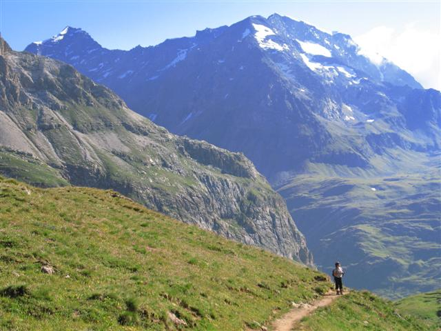 Tour of Vallaisonnay Vanoise National Park alps