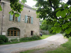 le claouzet self catering accommodation in Tarn France