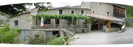 Ferme de la Source south Vercors France