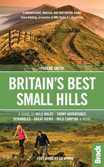 britains best small hills book phoebe smith