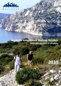 2015 Brochure Walking Holidays