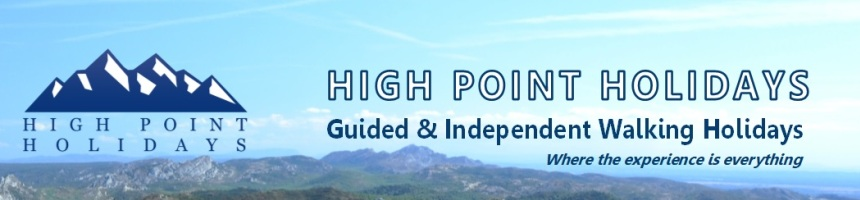 high point holidays header