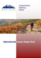 self guided or independent walking holiday notes by High Point Holidays