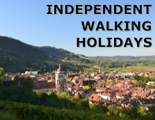 self guided walking holidays