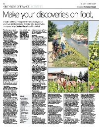 Sunday Telegraph Vineyards of France