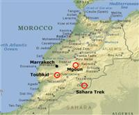 Morocco destinations guided trekking walking holidays