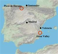 destinations walking holidays spain