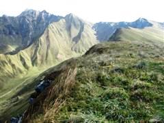 guided walking holidays France Auvergne