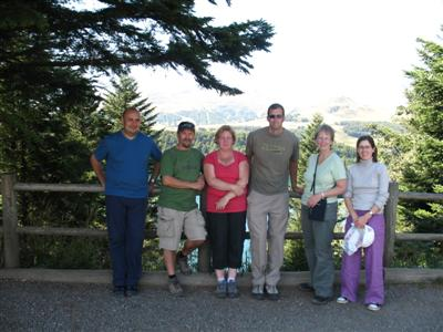 Guided walking Auvergne France