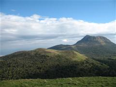 Puy de Dome Auvergne France guided walking holiday