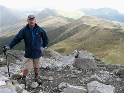 Puy Griou cantal Auvergne France guided walking holiday