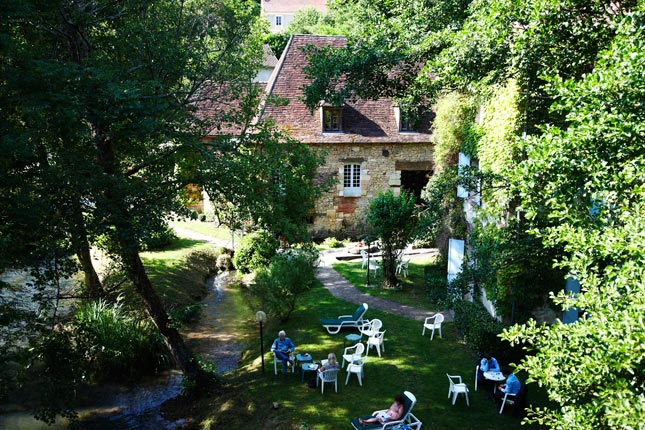 Accommodation les eyzies hotel le moulin Beune