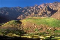 Mgoun High Atlas trekking walking holiday
