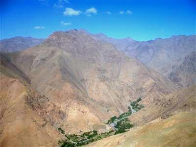 Toubkal summit High Atlas Morocco Africa guided trekking tour and holiday