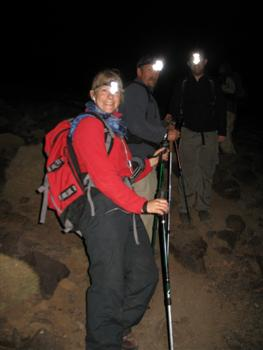 ascent jbel toubkal High Atlas morocco guided trekking holiday and tours