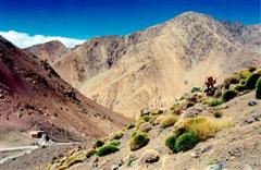 Morocco Toubkal high atlas guided walking holiday