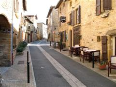 historic village of oingt wine walking tour