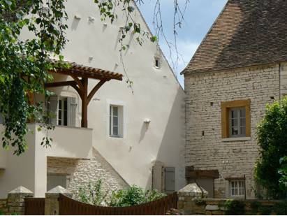 Accommodation burgundy foineau bed and breakfast