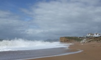 Hive Beach at Burton Bradstock
