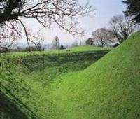 Norman Ditch Old Sarum