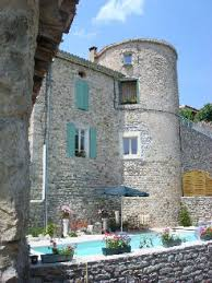maison emma saint jalle guest house Baronnies Provence France guided walking holiday
