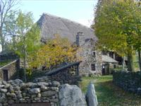 Independent walking holiday Farm Moudeyres Haute Loire Auvergne France