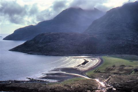 isle of skye self guided walking holiday highlands of Scotland