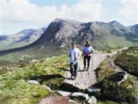 west highland way independent walking holiday scotland