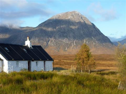high point holidays selg guided walking holiday glencoe scotland UK