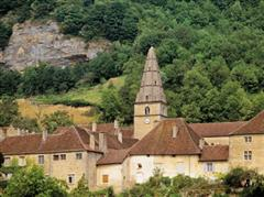baume les messieurs in Jura on guided walking holiday in France