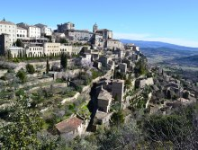 Luberon walking holiday