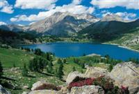 independent walking holidays in France mercantour alps