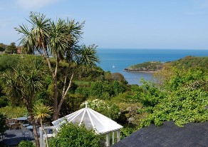 guest house in fishguard pembrokeshire walking wales UK