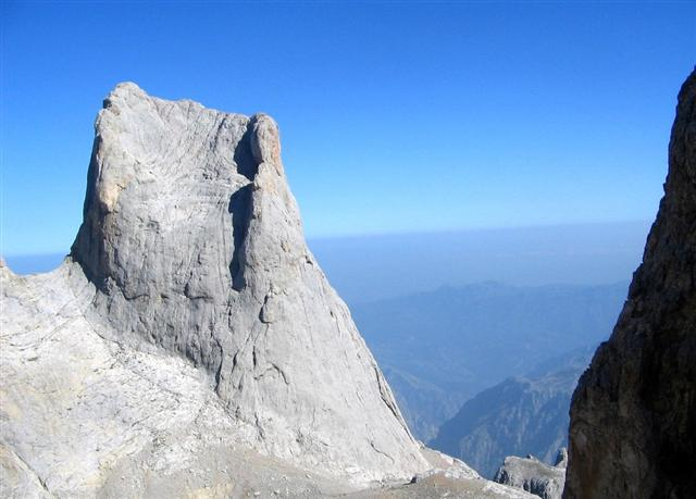 Naranjo de Bulnes Picos de Europa Spain guided walking holiday