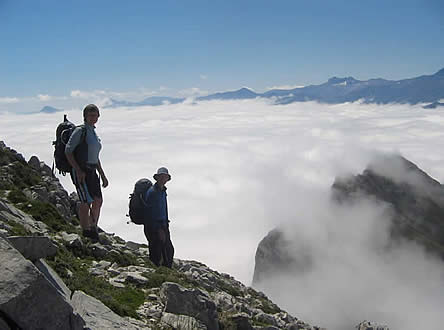 Picos de Europa Spain guided walking holiday