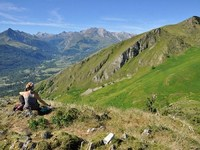 Pyrenees self guided walking holiday France
