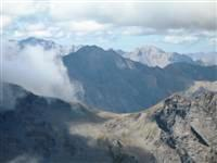 guided trekking tour in Alps, bagging peaks in Queyras France, trip by High Point Holidays