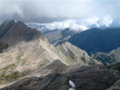 Col Agnel Queyras Alps France guided walking holiday