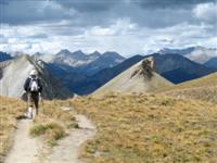 queyras in French Alps guided walking holidays in France