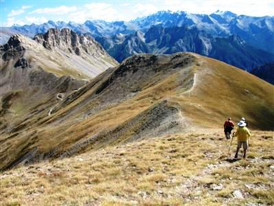 queyras mountain alpine trekking holiday