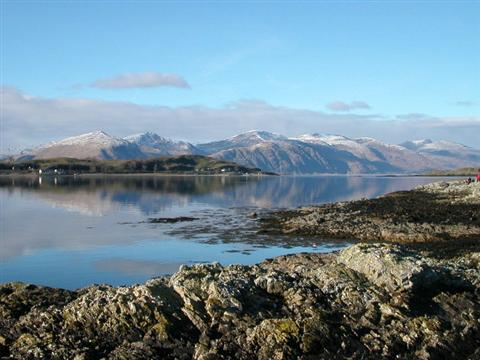Lismore mull independent walking holiday Scotland trossachs and islands UK