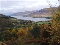 self guided walking holiday scotland lochearnhead trossachs