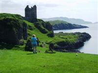 islands of scotland uk self guided walking holiday britain