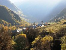 Ubaye walking holiday