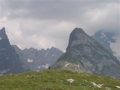 Aiguille de la Vanoise, Vanoise National Park France French Alps Guided walking holidays