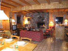 bzeille self catering chalet in pralognan ideal for skiing holidays