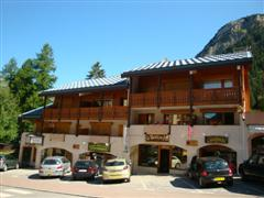 glieres self catering rental property in Pralognan in Vanoise French Alps for walking holiday and ski