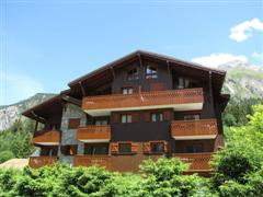 les alpage self catering appartments in Pralognan Vanoise France