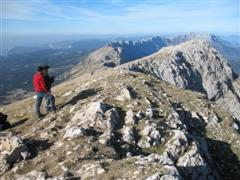 grand veymont vercors alpine walking